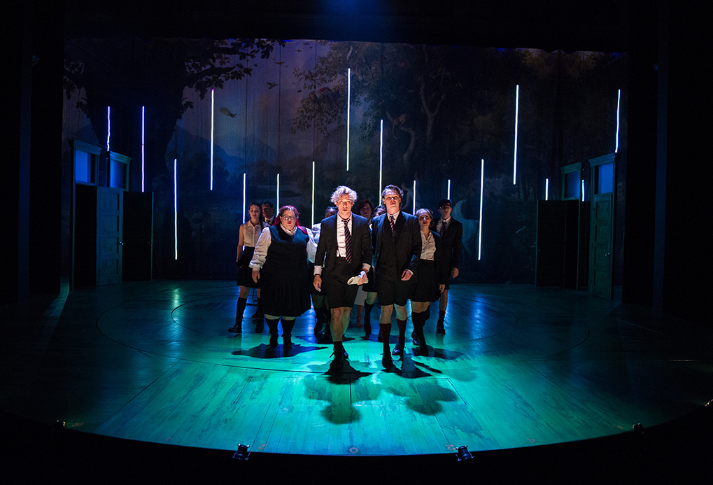 Five Questions with the cast of <em>Spring Awakening</em>